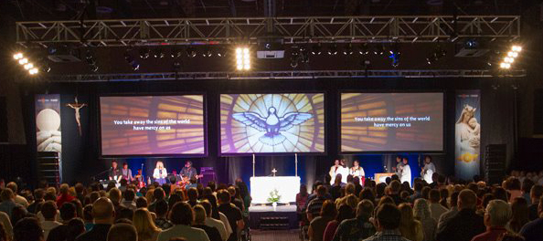 Catholic Youth Ministry Convention Goes TripleWide!