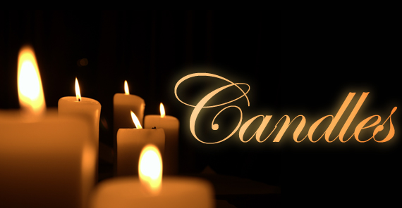 Projecting Candles   TripleWide Media