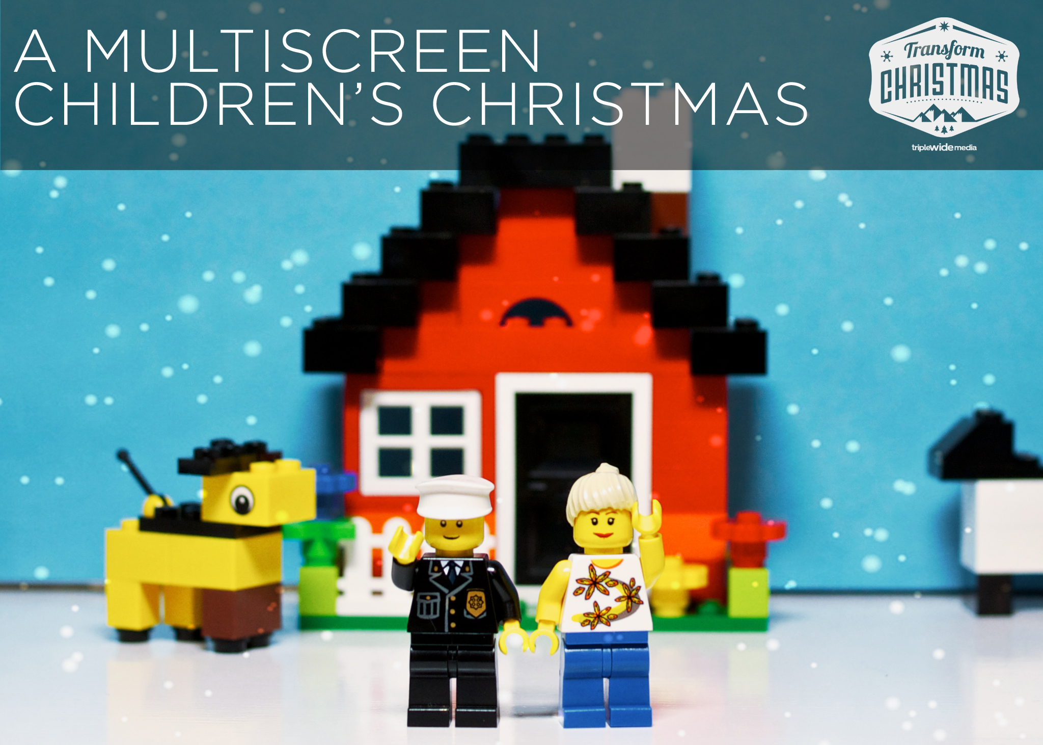 A Multiscreen Childrens Christmas   TripleWide Media