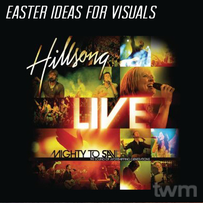 Easter Ideas for Visuals - TripleWide Media