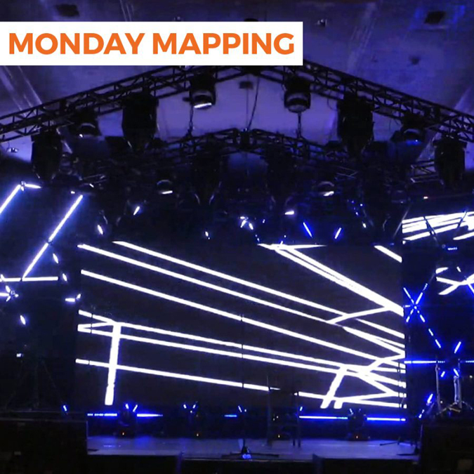 LED Pixel Strip Set Mapping (#190) | TripleWide Media