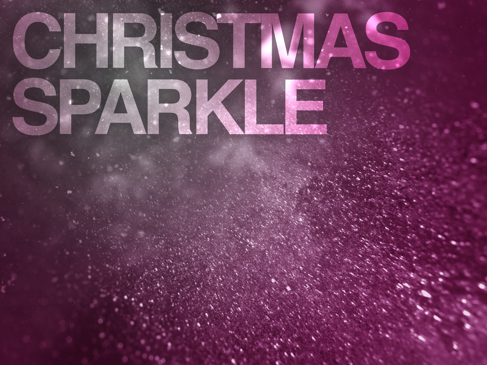 Christmas Sparkle | TripleWide Media