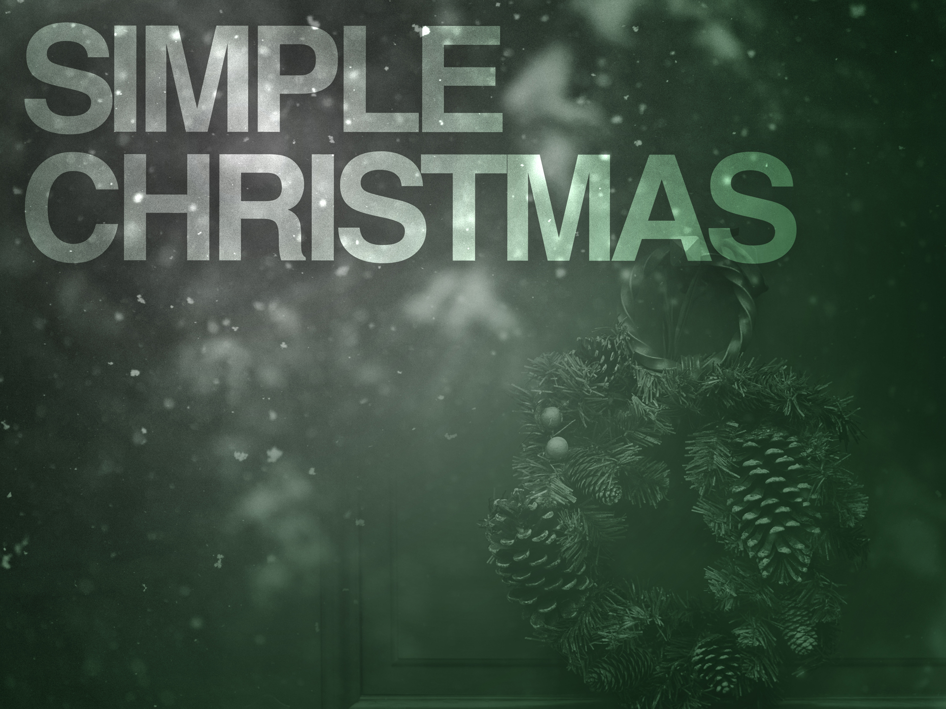 Simple Christmas | TripleWide Media