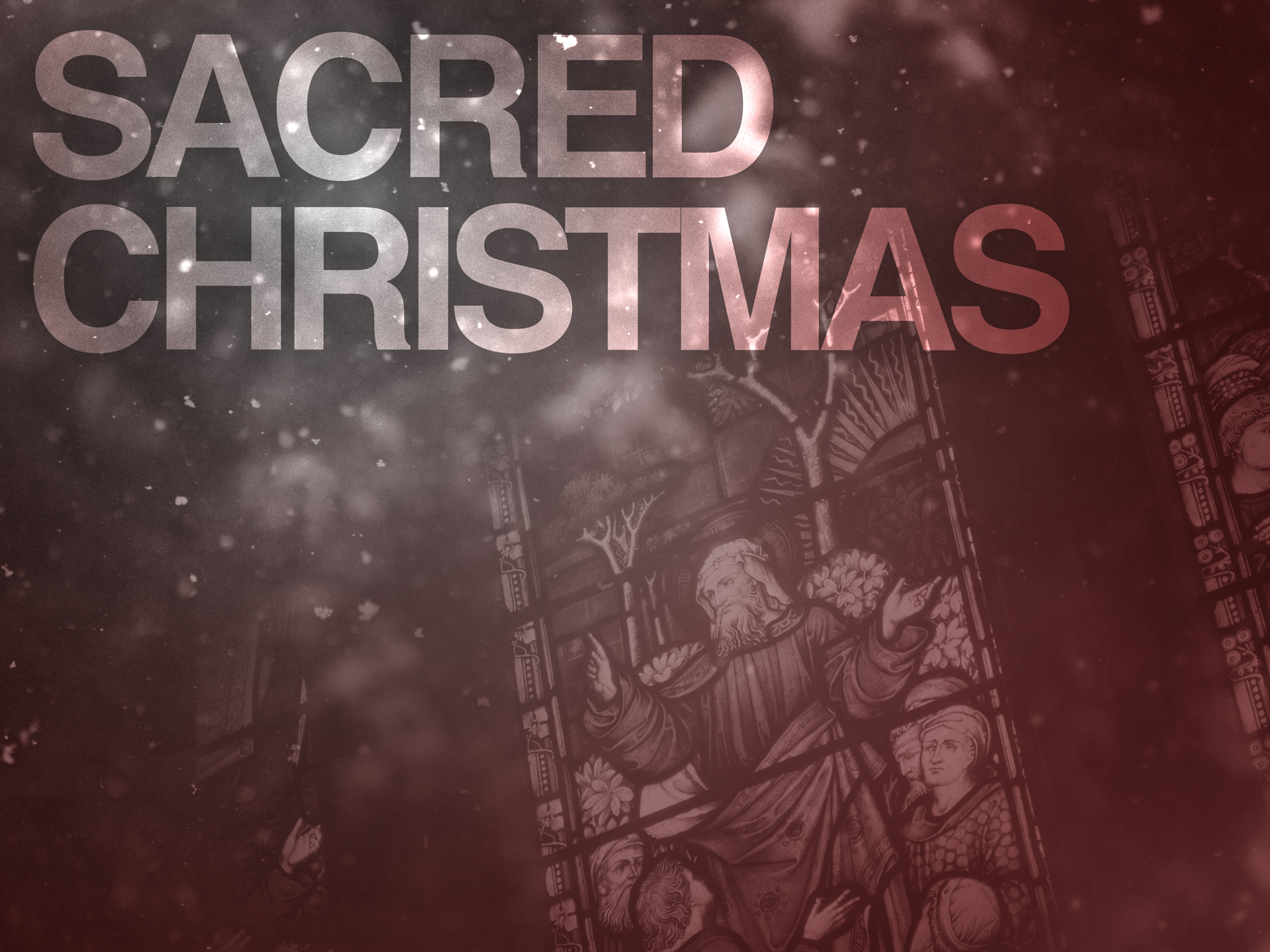 Sacred Christmas | TripleWide Media