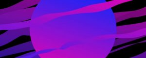 Live Events Stock Media - Colorwave Gradients Blank Title 01