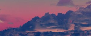 Live Events Stock Media - Rolling Low Clouds Pastel
