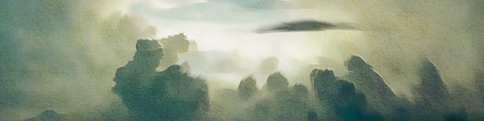 Stock Media - Painted Nature Cloudscape