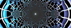 Live Events Stock Media - Fractal Grid