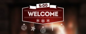 Live Events Stock Media - Christmas Fireplace Countdown