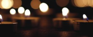 Live Events Stock Media - Beautiful Candles