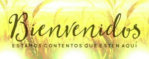 Live Events Stock Media - Harvest Sowing Welcome 01 Spanish