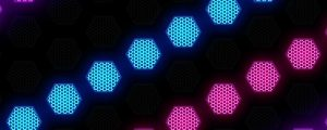Live Events Stock Media - Hex Stagelights 1