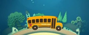 Live Events Stock Media - School Bus 02