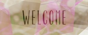 Live Events Stock Media - Floral Flair Welcome
