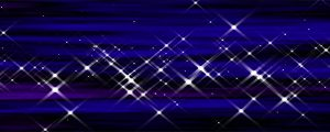 Live Events Stock Media - Starburst Violet-Cobalt Abstract