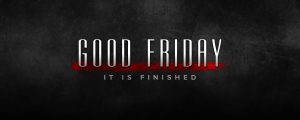 Live Events Stock Media - Dark Grunge Good Friday Subtitle