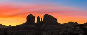 Live Events Stock Media - Sedona Sunrise