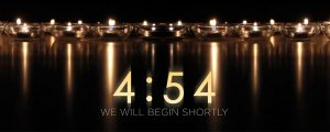 Live Events Stock Media - Reflective Candles Countdown