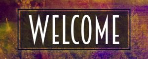 Live Events Stock Media - Colorful Nature Welcome