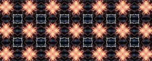 Live Events Stock Media - Abstract Holiday LED Lights Pattern 2