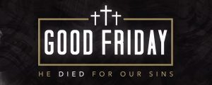 Live Events Stock Media - For Our Sins Good Friday