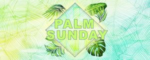 Live Events Stock Media - Palm Sunday Diamond