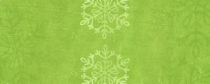 Live Events Stock Media - Snowflakes Green