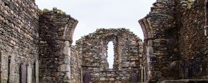 Live Events Stock Media - Monastic Site - Glendalough Cathedral-1
