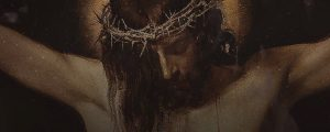 Live Events Stock Media - Good Friday Art Crucified