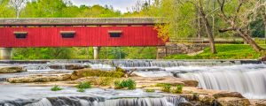Live Events Stock Media - Red Bridge and Whitewater