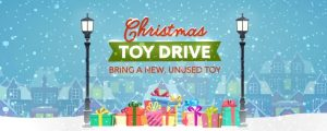 Live Events Stock Media - Christmas Village Toy Drive