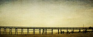 Live Events Stock Media - Textured Beach Pier
