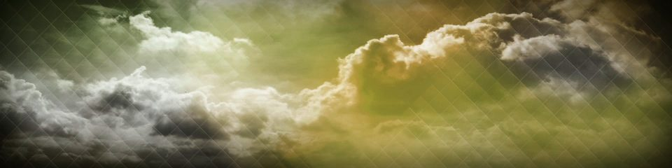 Stock Media - Colored Clouds Yellow
