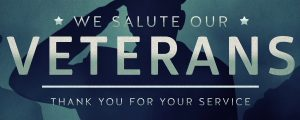 Live Events Stock Media - Veterans Salute Thank You