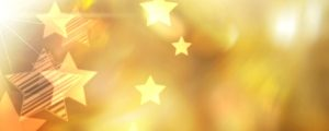 Live Events Stock Media - Gold Stars