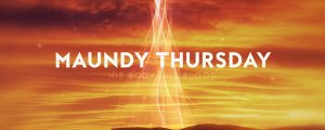 Live Events Stock Media - Holy Week Glow Maundy Thursday Still