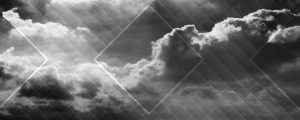 Live Events Stock Media - Colored Clouds Black