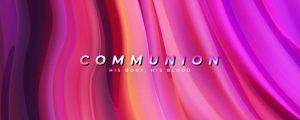 Live Events Stock Media - Color Waves Communion Still