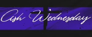 Live Events Stock Media - Painted Lent Ash Wednesday