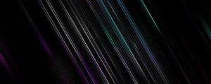 Live Events Stock Media - Cool Rainbow Streaks
