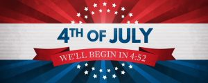 Live Events Stock Media - Stars and Stripes Countdown