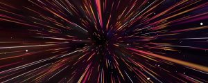 Live Events Stock Media - Colorful Energy Space Particle Tunnel