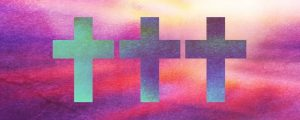 Live Events Stock Media - Watercolor Cross Sunrise Remix