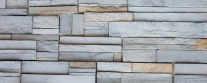 Live Events Stock Media - Slate Stone Wall