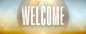 Live Events Stock Media - Easter Horizon Welcome Still
