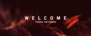 Live Events Stock Media - Fire Mountain Welcome