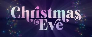 Live Events Stock Media - Christmas Glow Christmas Eve Title