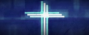 Live Events Stock Media - Three Crosses Blue 1