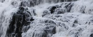 Live Events Stock Media - Cascading Waterfall - Bond Falls