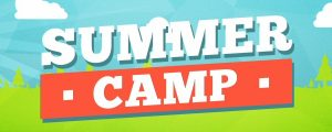 Live Events Stock Media - VBS Summer Camp Title